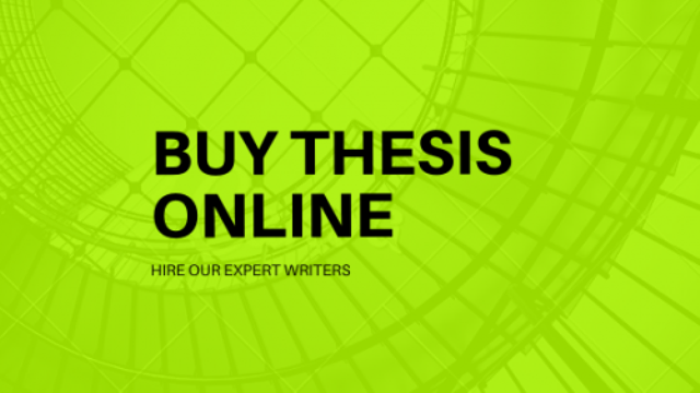 Buy-Thesis