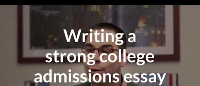 University-Essay